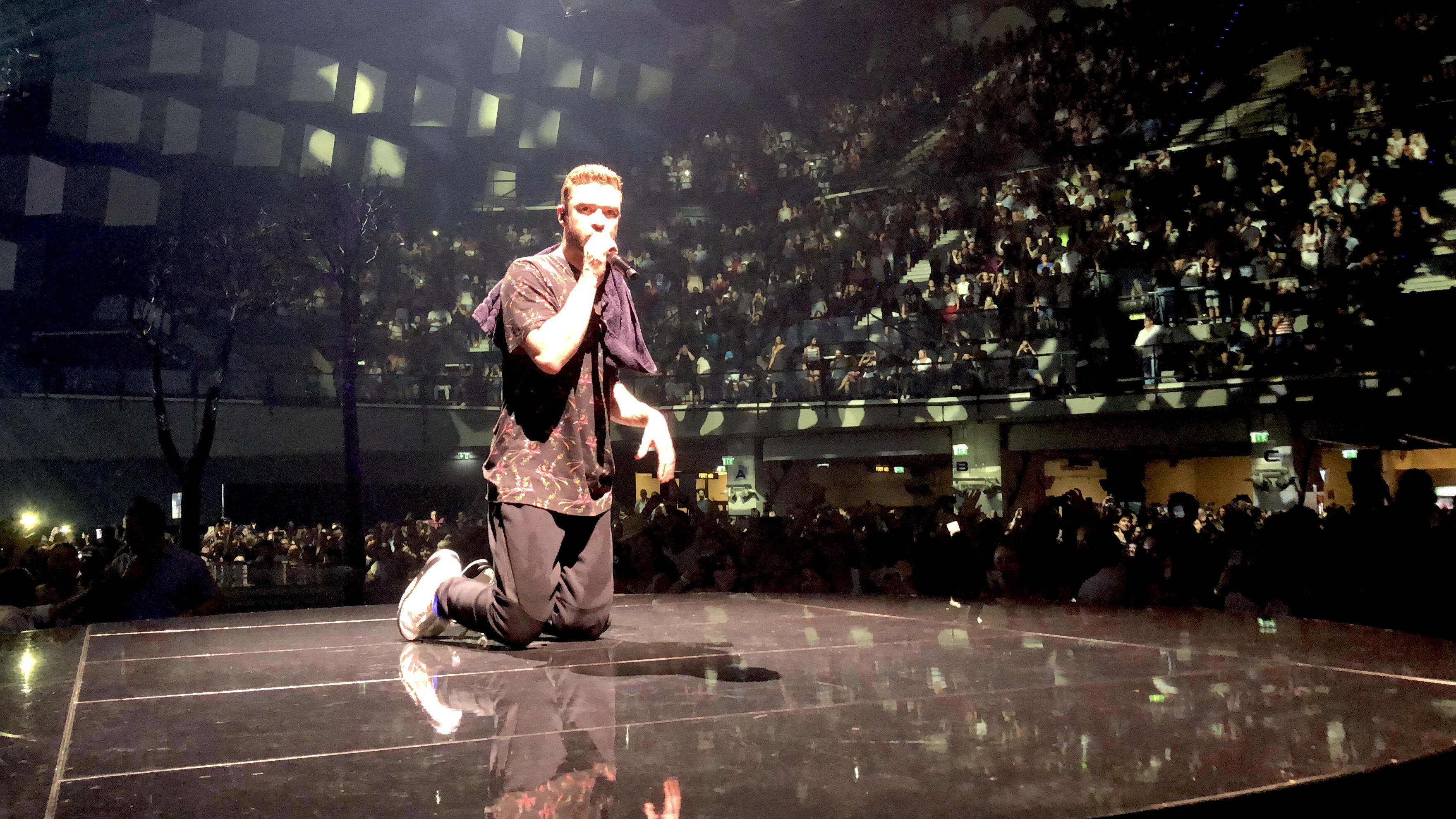Justin Timberlake – odpálil vo Viedni bezkonkurečnú show