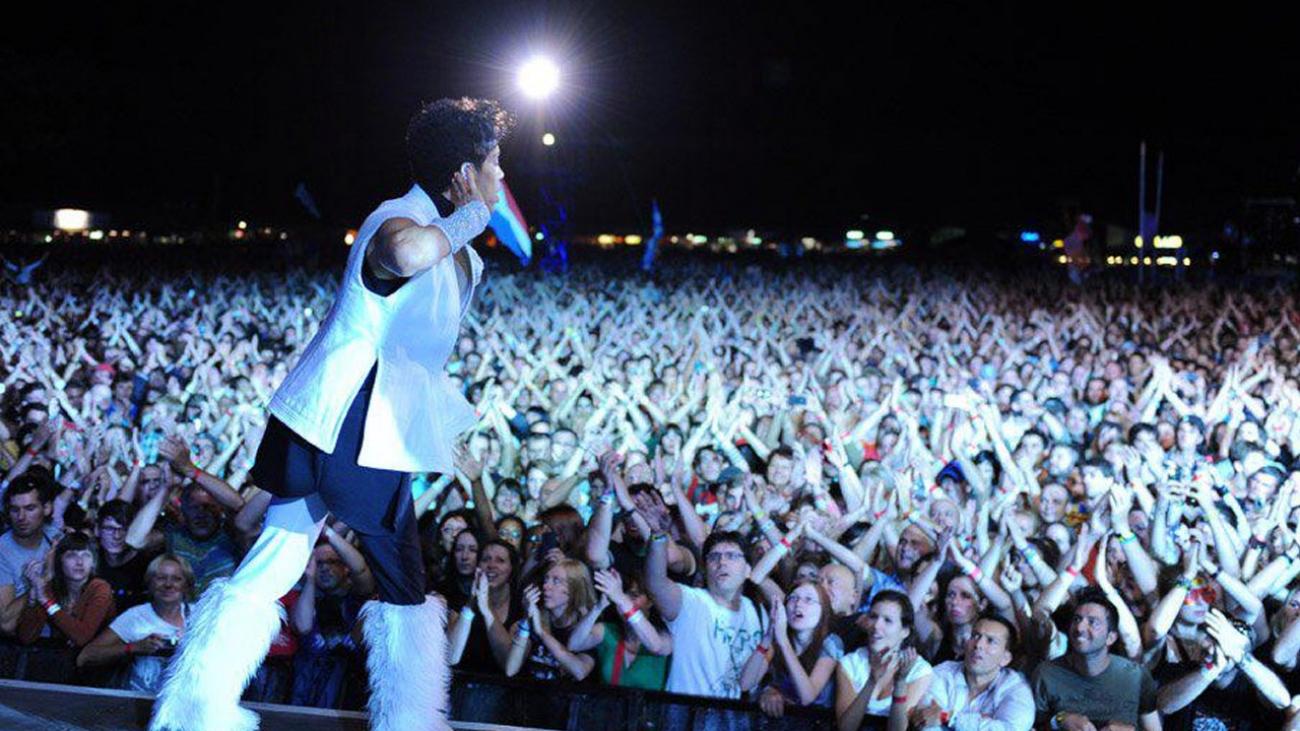 prince koncertoval v budapesti na sziget festivale