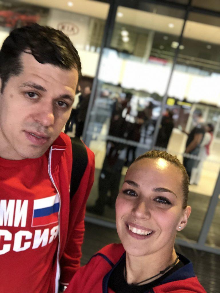 Gego Malkin sa ochotne fotil s fanusikmi